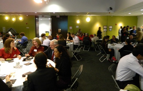 Over 90 people participated on the 2012 Winter Holiday event