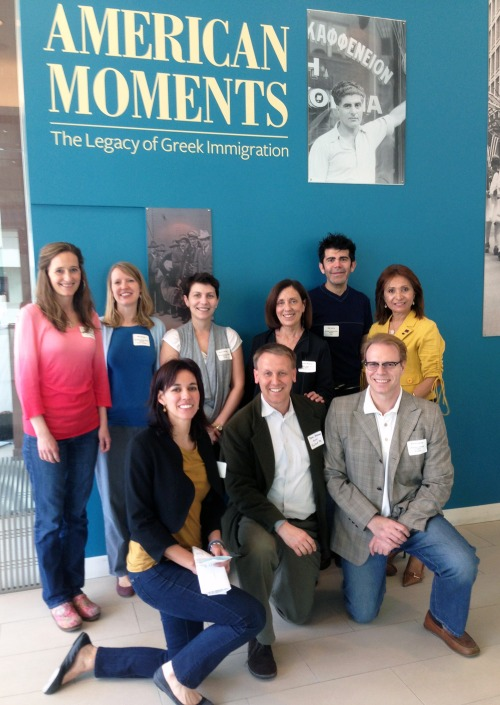 Ten Fulbright Association Chicago chapter board members attended the Spring Farewell: Heidi Rockwell, Kari Burnett, Regina Mamou, Marilyn Susman, Elio Leturia, Ana Gil García, Cristina Sisson, Thomas Ahleman and Ronald Harvey. Not pictured, Jason Romano and Don Garner.