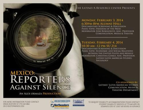 ReportersAgainstSilence