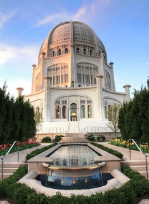 Bahá'í Temple in Wilmette
