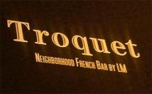 TroquetSign