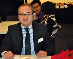 Mr. Ilker Pak, Consul of Turkey in Chicago