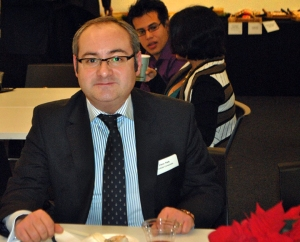 Mr. Ilker Pak, Consul of Turkey in Chicago